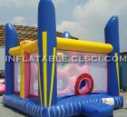 T2-2681 Inflatable Bouncers