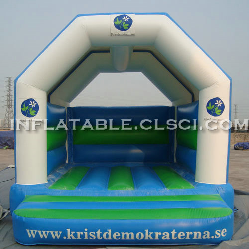 T2-2683 Inflatable Bouncers