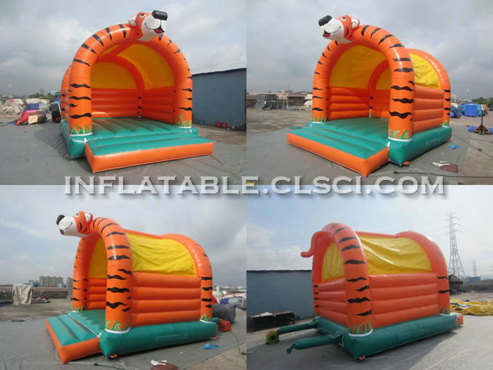 T2-2685  Inflatable bouncers