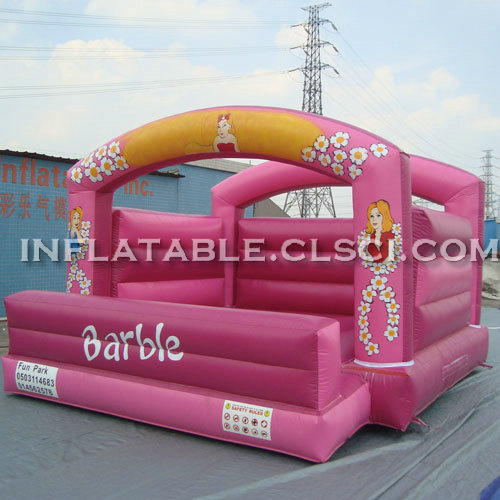 T2-2689 Inflatable Bouncers