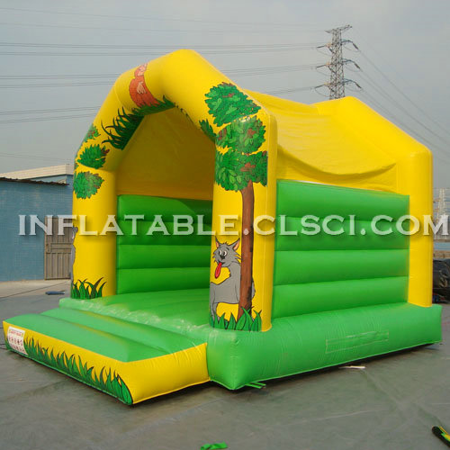 T2-2690 Inflatable Bouncers