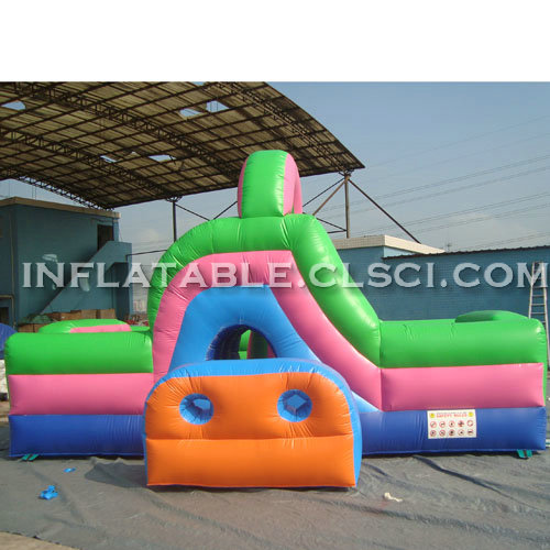 T2-2693 Inflatable Bouncers