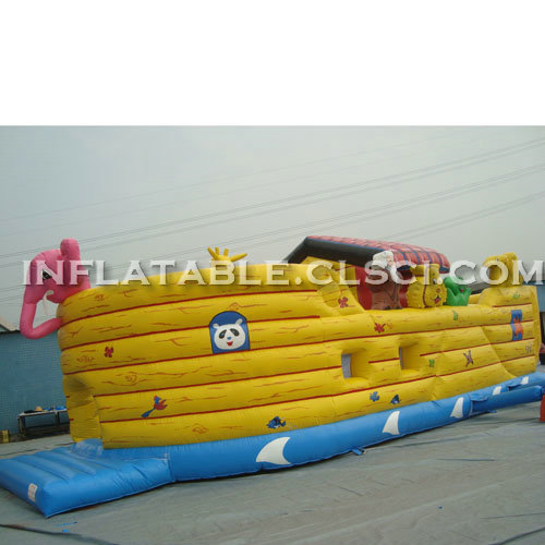 T2-2694 Inflatable Bouncers