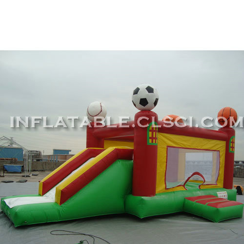T2-2697 Inflatable Bouncers