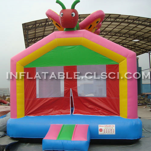 T2-2699 Inflatable Bouncers