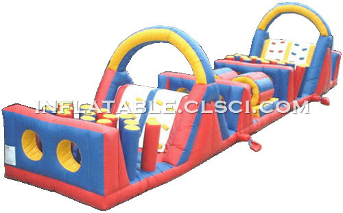 T2-26 Inflatable Obstacles Courses