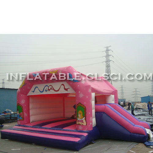 T2-2700 Inflatable Bouncers