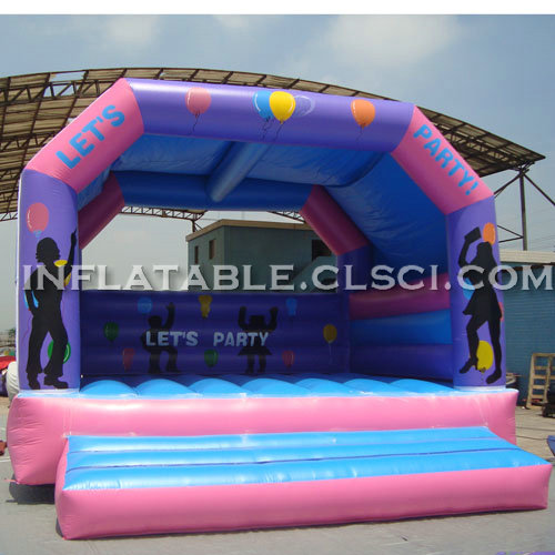 T2-2704 Inflatable Bouncers