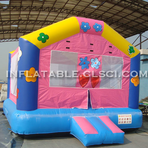 T2-2707 Inflatable Bouncers