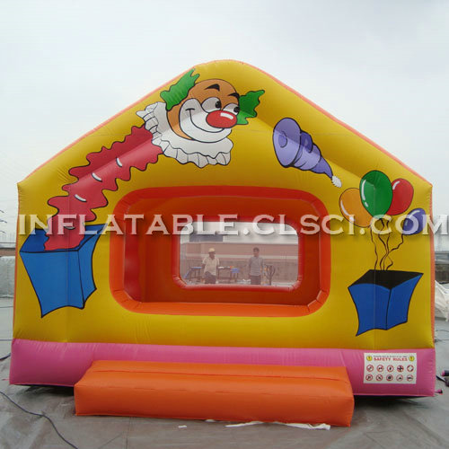 T2-2713 Inflatable Bouncers
