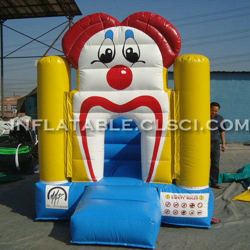 T2-2717 Inflatable Bouncers