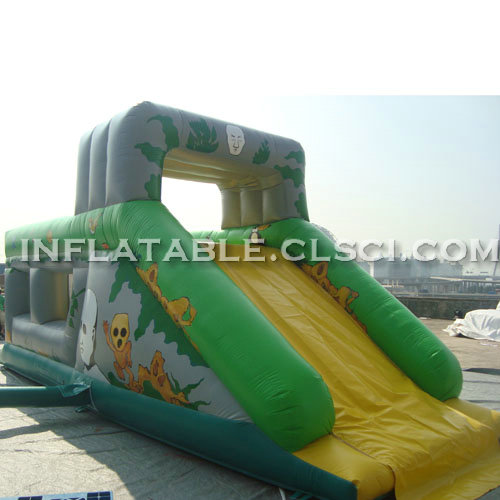 T2-2719 Inflatable Bouncers