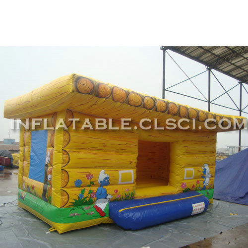 T2-2724 Inflatable Bouncers