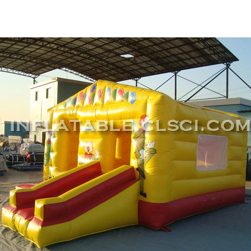 T2-2731 Inflatable Bouncers