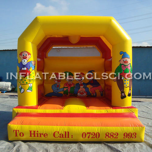 T2-2732 Inflatable Bouncers