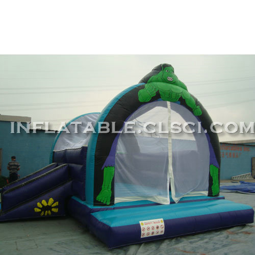 T2-2734 Inflatable Bouncers