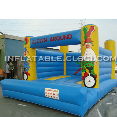 T2-2735 Inflatable Bouncers