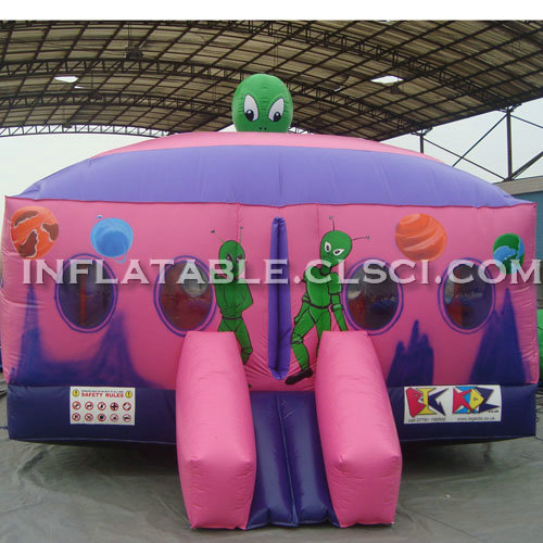 T2-2736 Inflatable Bouncers