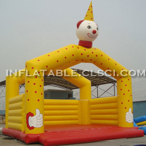 T2-2737 Inflatable Bouncers