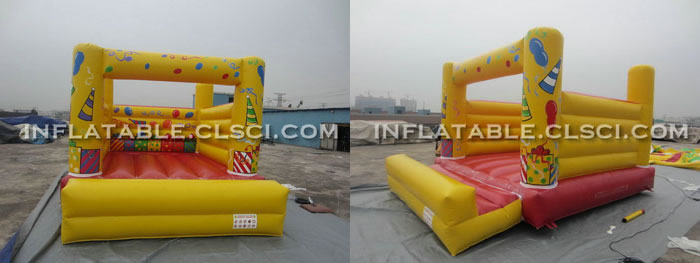 T2-2738 Inflatable Bouncers