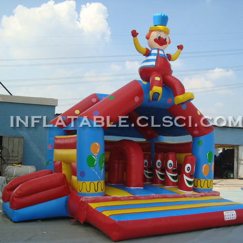 T2-2740 Inflatable Bouncers