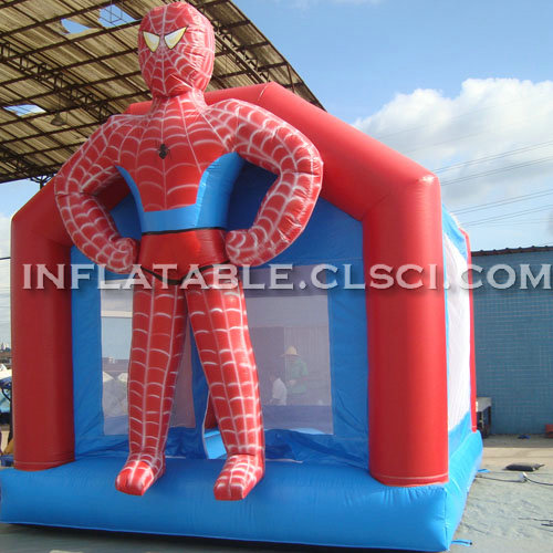 T2-2742 Inflatable Bouncers