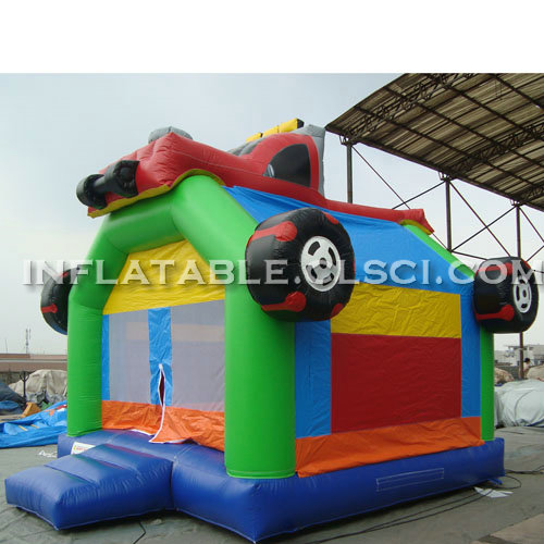 T2-2743 Inflatable Bouncers