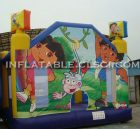 T2-2744 Inflatable Bouncers