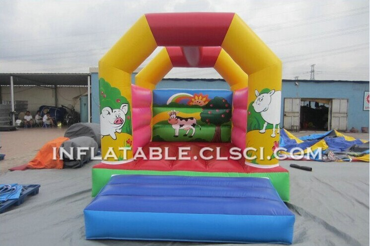 T2-2745 Inflatable Bouncer