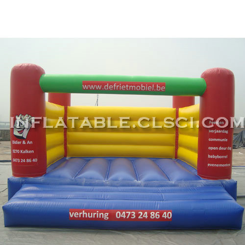 T2-2762 Inflatable Bouncers