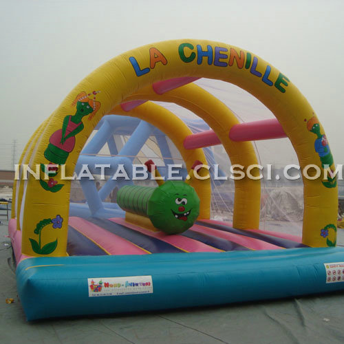 T2-2766 Inflatable Bouncers