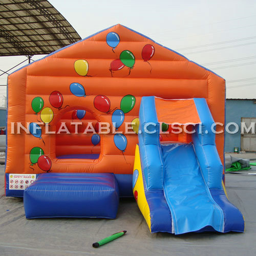 T2-2767 Inflatable Bouncers