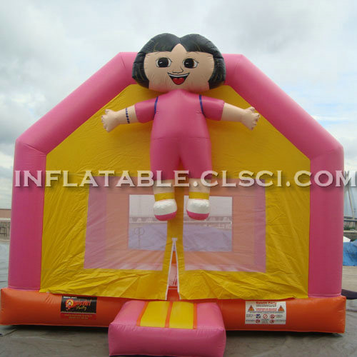 T2-2773  Inflatable Bouncers