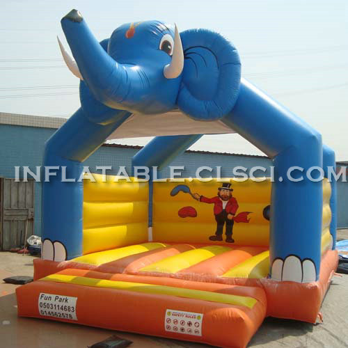T2-2776 Inflatable Bouncers