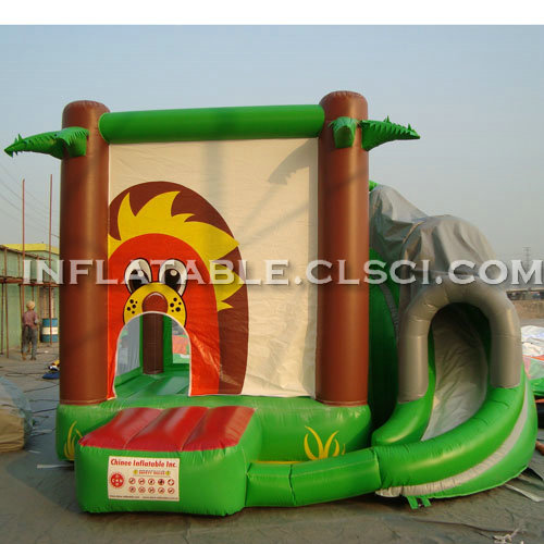 T2-2778 Inflatable Bouncers