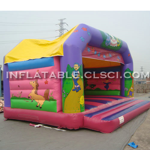 T2-2783 Inflatable Bouncers