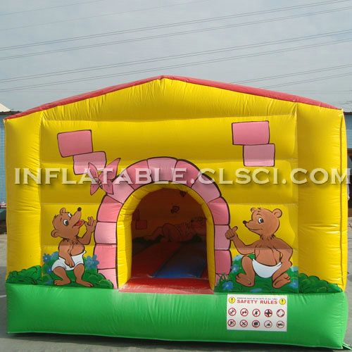 T2-2786 Inflatable Bouncers