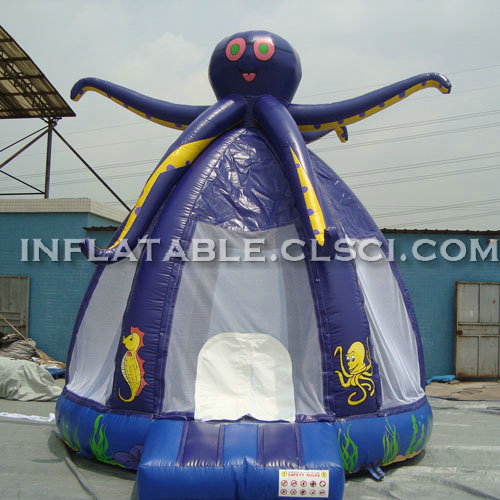 T2-2787 Inflatable Bouncers