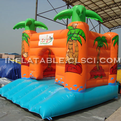 T2-2790 Inflatable Bouncers