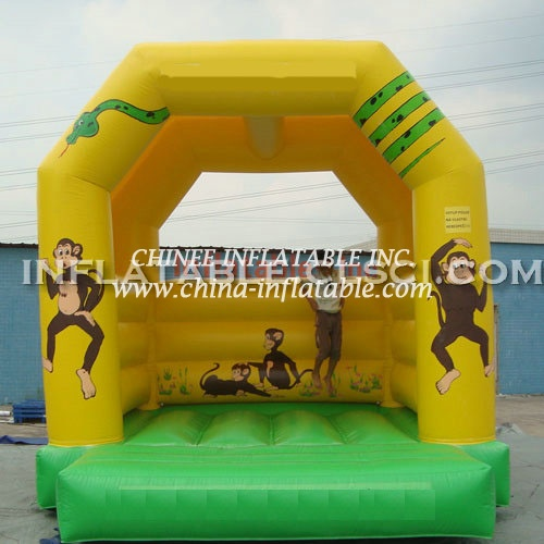 T2-2791 Inflatable Bouncers