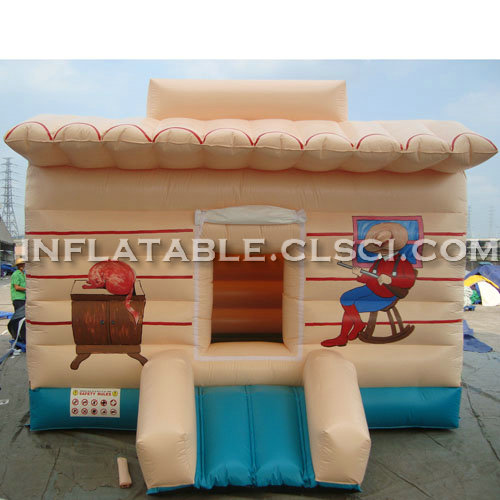 T2-2792 Inflatable Bouncers