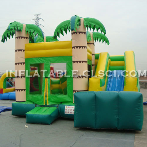 T2-2796 Inflatable Bouncers