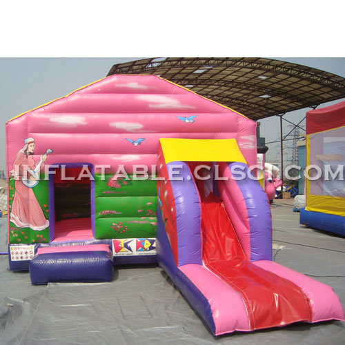 T2-2804 Inflatable Bouncers