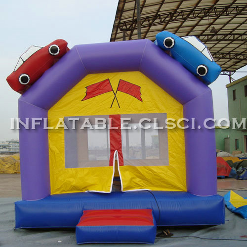 T2-2807 Inflatable Bouncers