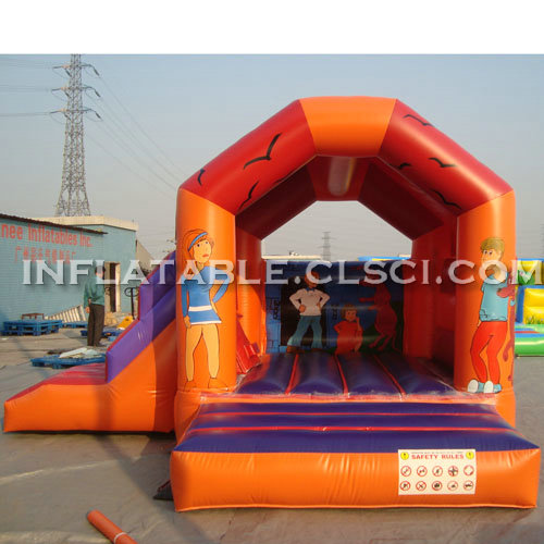 T2-2809 Inflatable Bouncers