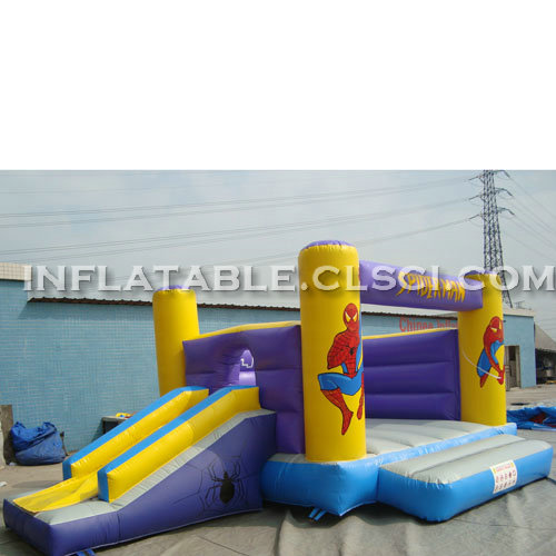 T2-2812 Inflatable Bouncers