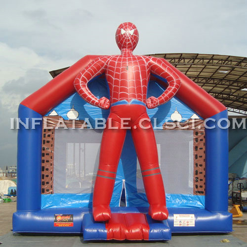 T2-2813 Inflatable Bouncers