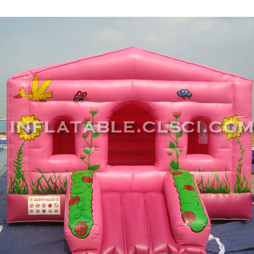 T2-2820 Inflatable Bouncers