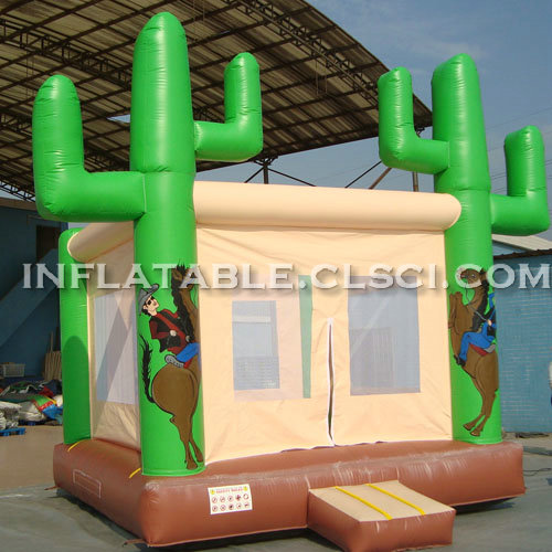 T2-2821 Inflatable Bouncers