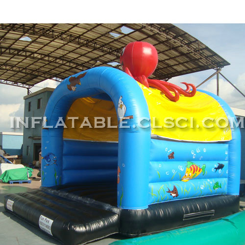 T2-2823 Inflatable Bouncers